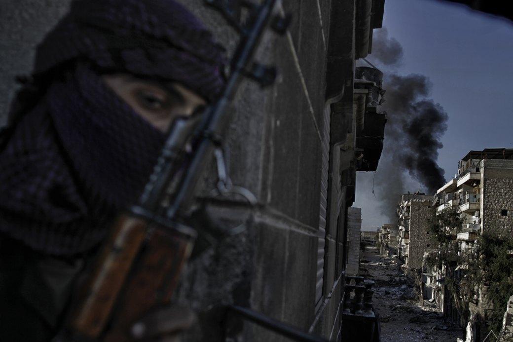 Объективный взгляд: 10 современных военных фотографов . Изображение № 3.