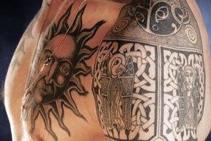 Как татуировки стали частью массовой культуры: Все статьи FURFUR о новых стилях и героях. Изображение № 19.