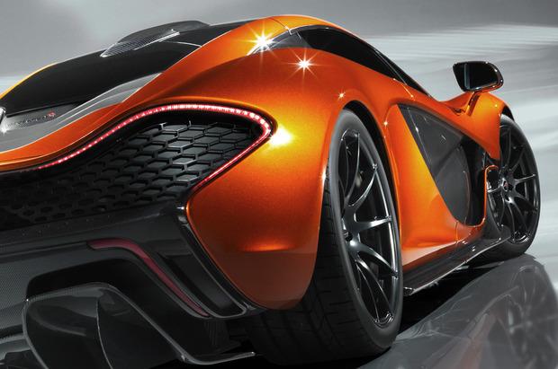 McLaren выпускает новый суперкар P1. Изображение № 7.