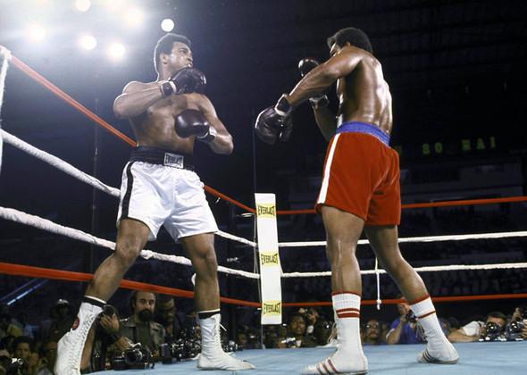 Бой: «Грохот в Джунглях» — Мохаммед Али против Джорджа Формана. Изображение № 6.
