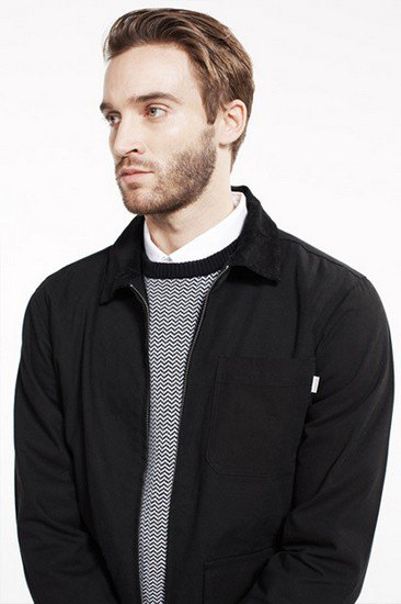 Марка Saturdays Surf NYC выпустила лукбук осенней коллекции одежды. Изображение № 3.