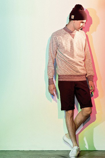 Марка Carhartt WIP выпустила лукбук весенней коллекции одежды. Изображение № 9.