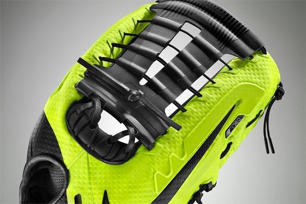 Технологи Nike разработали ультрасовременную бейсбольную перчатку. Изображение № 3.