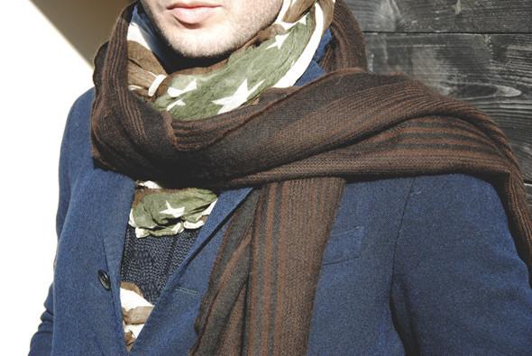 Детали: Репортаж с выставки мужской одежды Pitti Uomo. День второй. Изображение № 6.