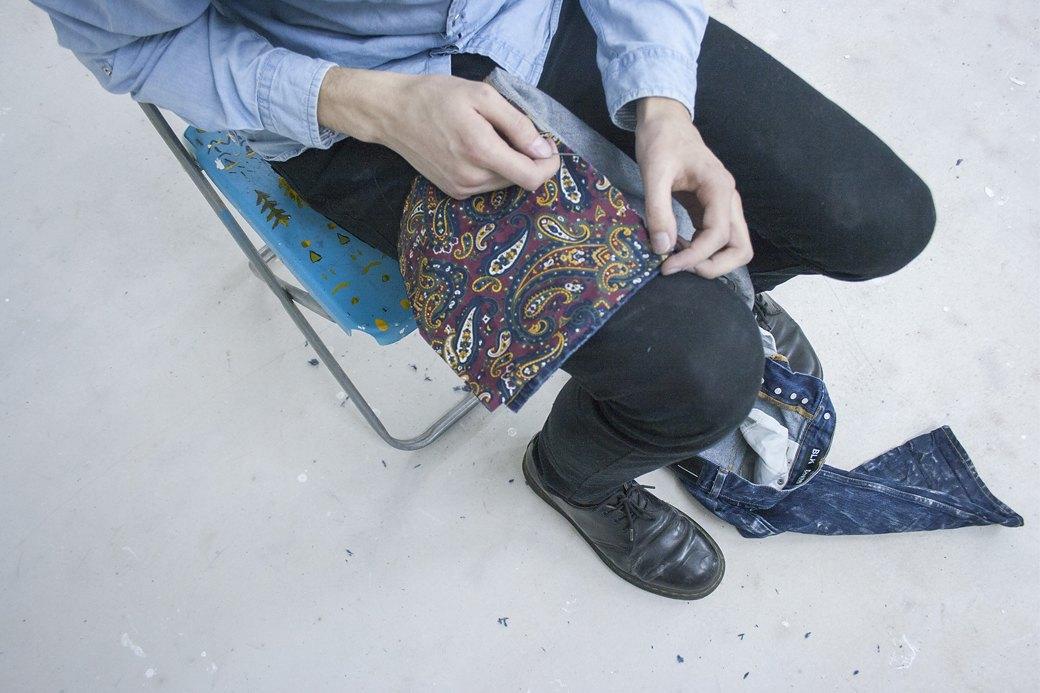 Как кастомизировать любимую пару джинсов. Изображение № 10.