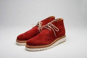 Марка Grenson выпустила весеннюю коллекцию обуви. Изображение № 45.