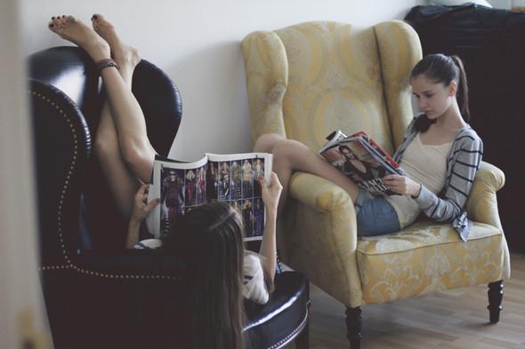 Изображение 16. Дом моды: Квартира, где живут модели агентства IQ Models.. Изображение № 16.