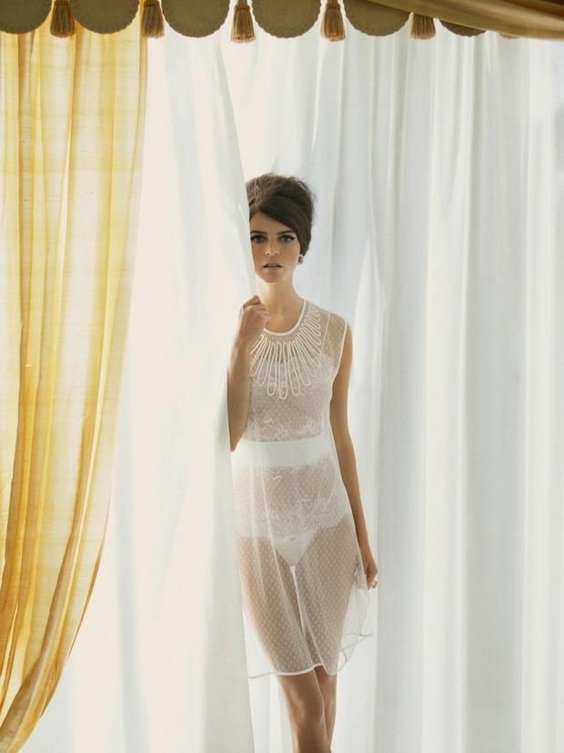 Модель Джейза Чиминаццо снялась в рекламе нижнего белья La Perla. Изображение № 16.