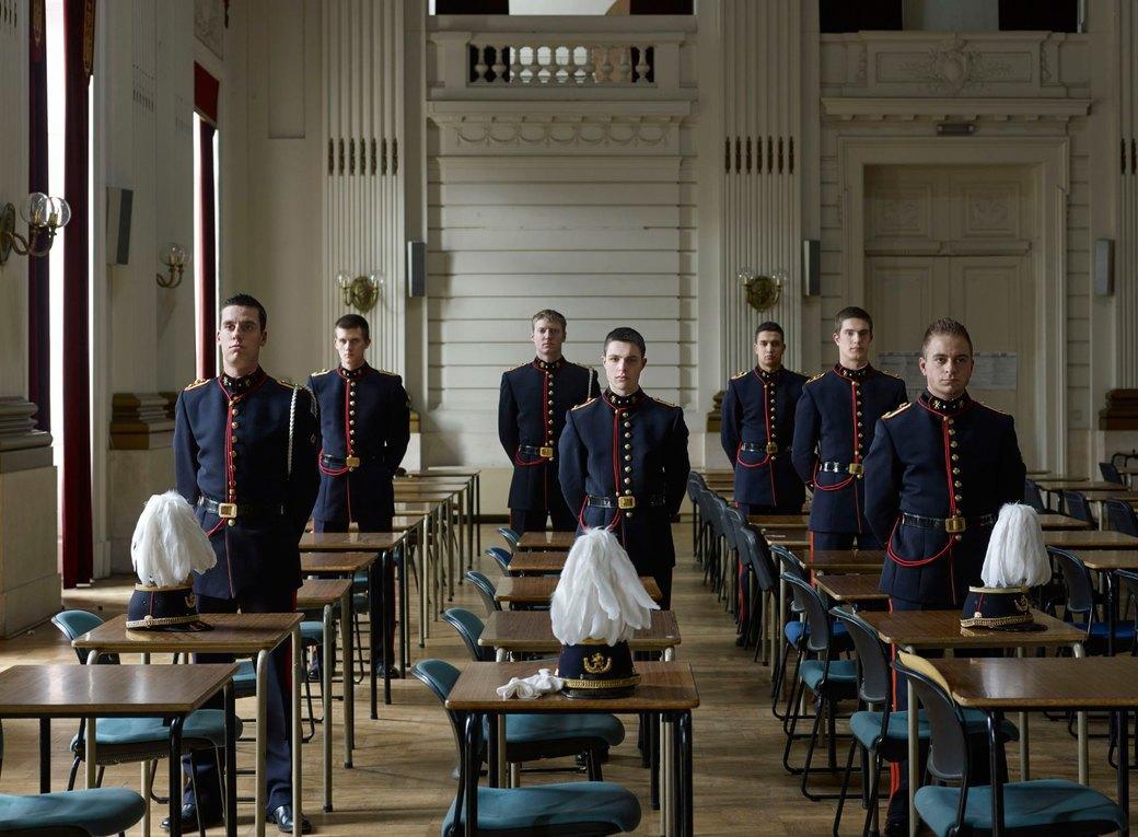 Кадетство: Как живут ученики военных школ и академий Европы. Изображение № 14.
