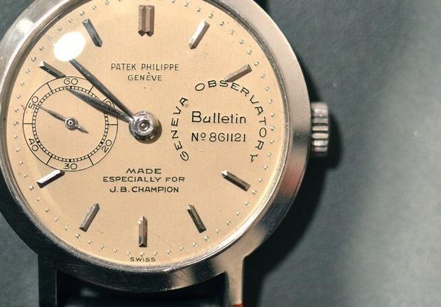 Самые дорогие в мире часы. Изображение № 6.