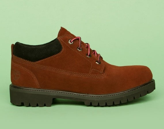Марки Timberland и Opening Ceremony представили совместную коллекцию обуви. Изображение № 12.