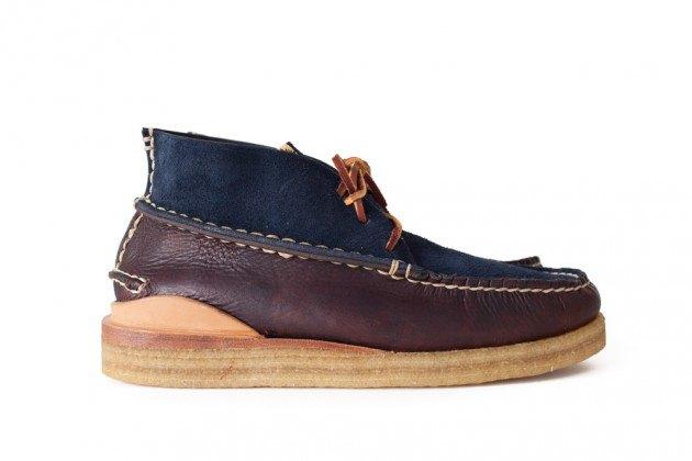 Марка Visvim представила вторую часть осенней коллекции обуви. Изображение № 2.