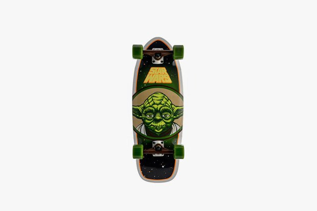 Марка Santa Cruz выпустила коллекцию скейтбордов с принтами Star Wars. Изображение № 2.