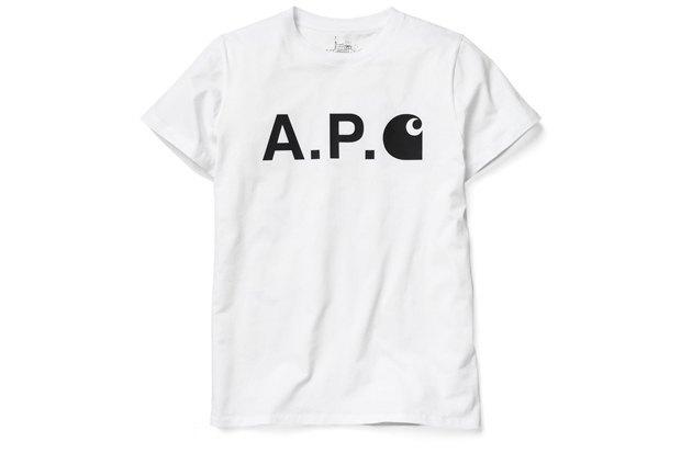 Марки Carhartt WIP и A.P.C. анонсировали новую совместную коллекцию. Изображение № 1.