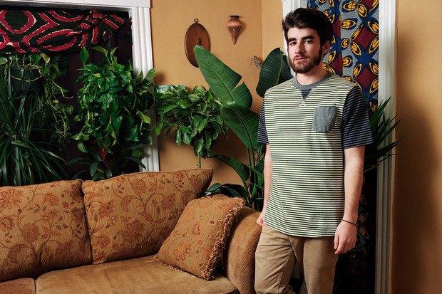 Американский ритейлер Вodega опубликовал лукбук весенней коллекции одежды. Изображение № 11.