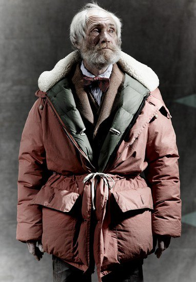 Марка Nigel Cabourn выпустила лукбук осенней коллекции одежды. Изображение № 9.