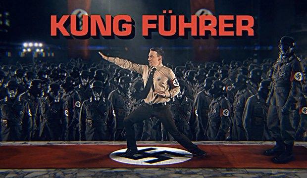 Kung Fury: Все штампы восьмидесятых в новом пародийном боевике. Изображение № 2.