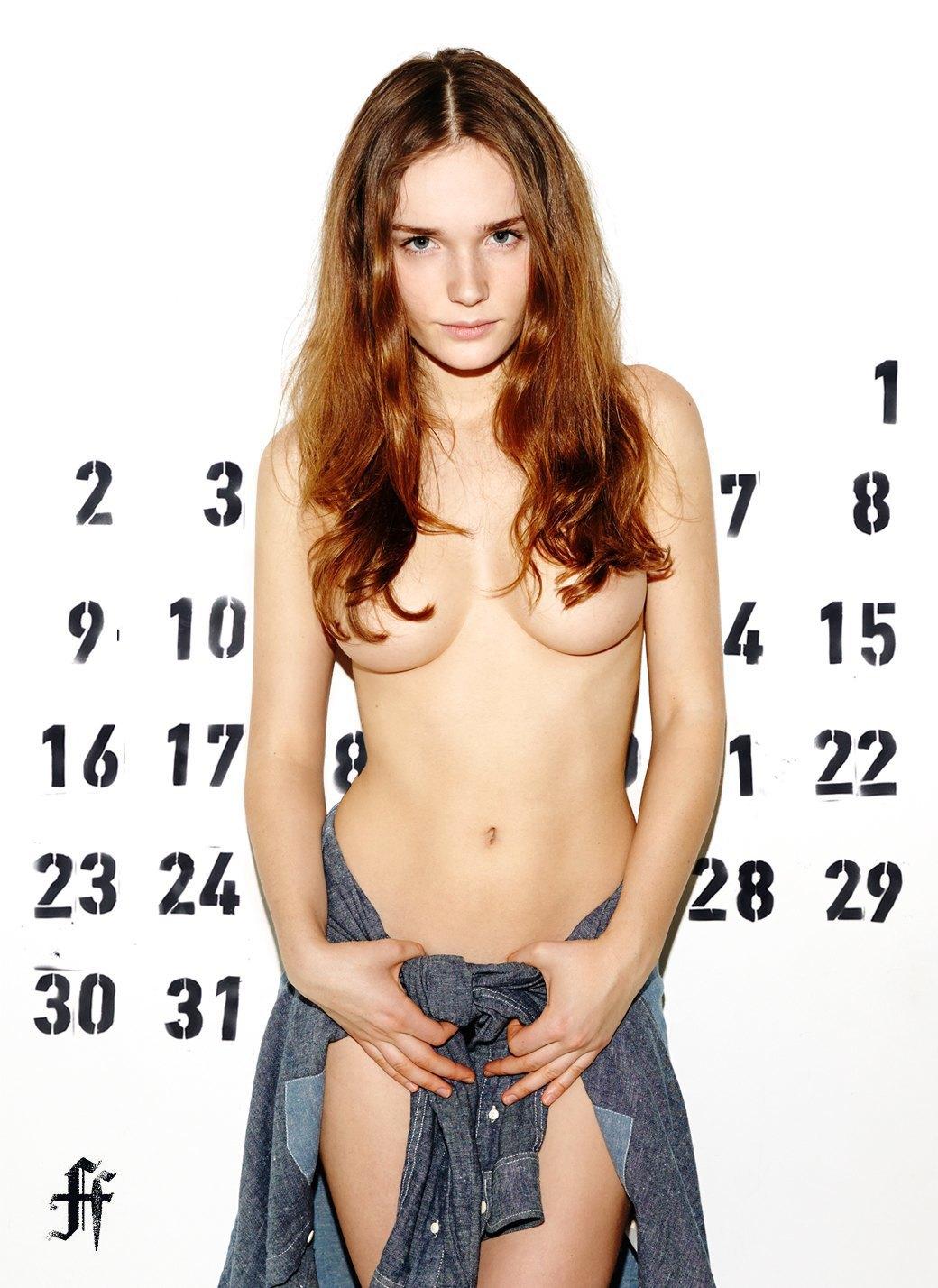 Календарь FURFUR на 2013 год: Декабрь. Изображение № 1.