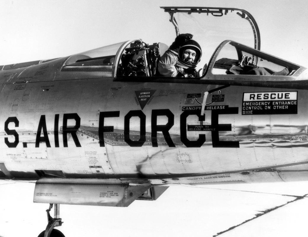 Икс-файлз: Как американцы испытывали первые в мире сверхзвуковые самолеты. Изображение № 9.