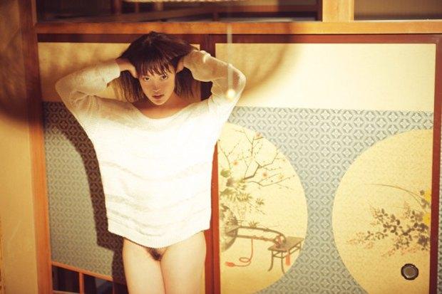 Тим Галло опубликовал эротическую фотосъемку для журнала Treats!. Изображение № 6.