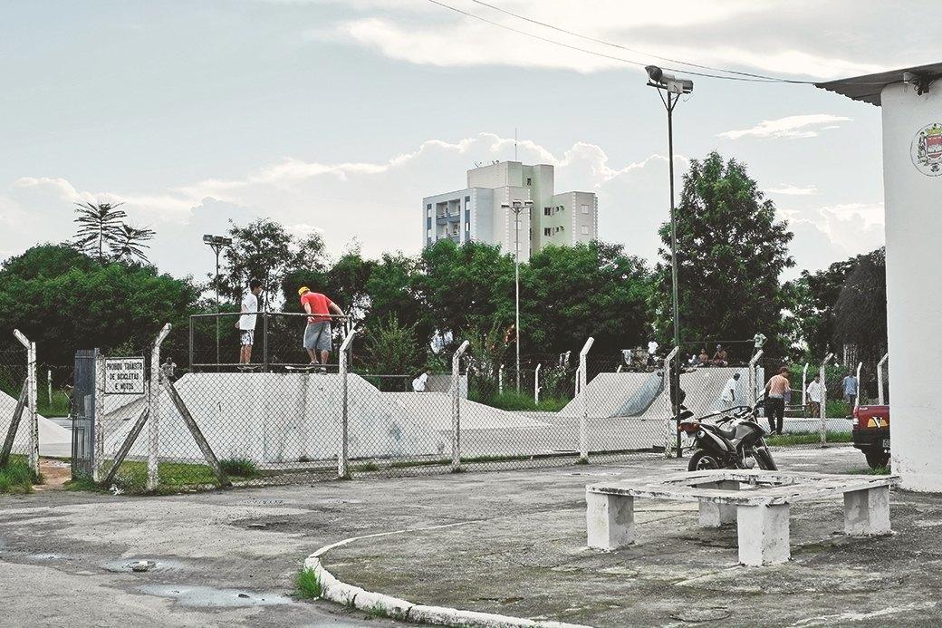 Доска почета: Несколько дней со скейтбордистами Сан-Паулу. Изображение № 2.