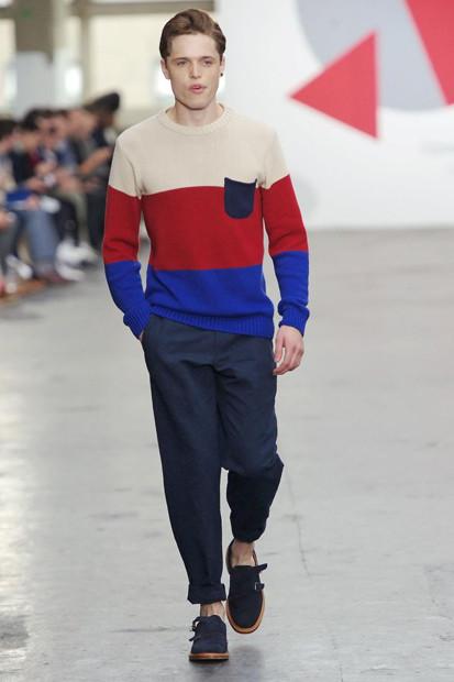 Марка Oliver Spencer выпустила летнюю коллекцию одежды. Изображение № 15.