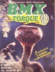 Обложка журнала о BMX с кадром из фильма Инопланетянин». Изображение № 29.