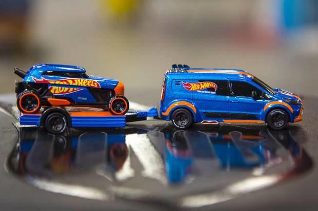 Ford превратил игрушечную машинку в полноразмерный концепт. Изображение № 7.