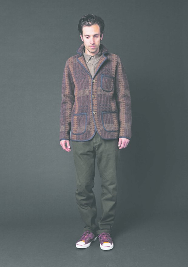 Марка Deus ex Machina опубликовала лукбук осенне-зимней коллекции 2013 года. Изображение № 12.