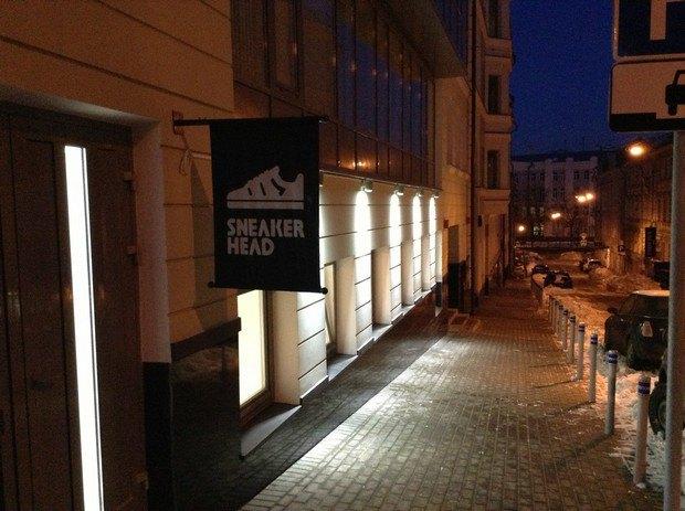 Московский магазин Sneakerhead переехал в новое помещение. Изображение № 1.