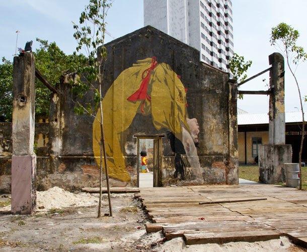 Граффити-художник из Литвы выпустил фильм об уличном искусстве в Малайзии. Изображение № 11.