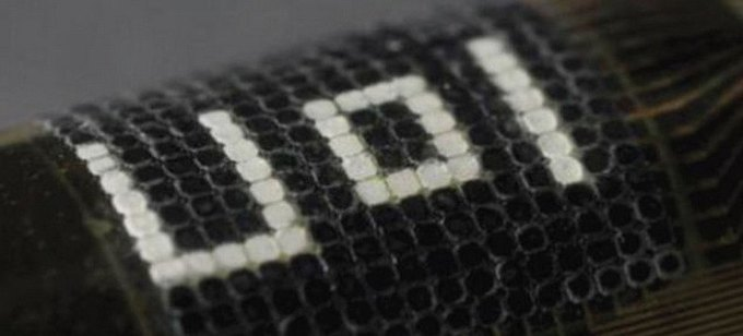 Учёные придумали имитирующий кожу осьминога камуфляж. Изображение № 2.