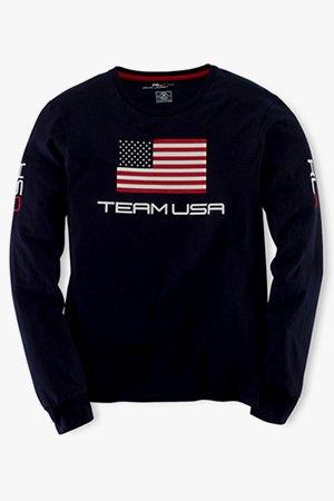 Марка Ralph Lauren представила олимпийскую форму сборной США. Изображение № 10.