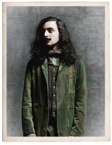 Марка Nigel Cabourn опубликовала лукбук весенней коллекции одежды. Изображение № 6.
