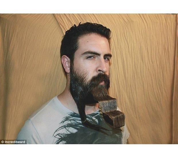 Американец с бородой невероятной формы покоряет блогосферу. Изображение № 10.