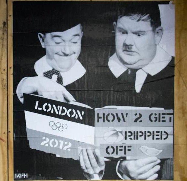 Неизвестный художник, 2012, Лондон. Изображение № 7.