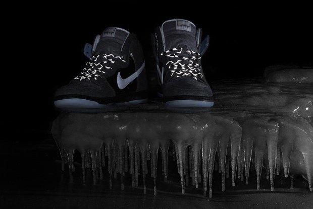 Магазин Premier и марка Nike выпустила совместную модель обуви SB Dunk Hi Premier SE. Изображение № 10.