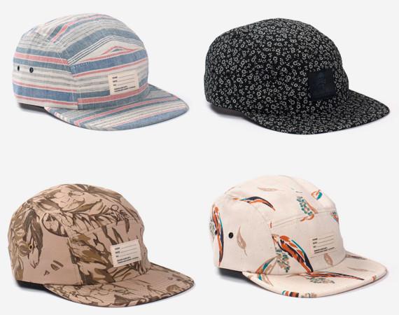 Марка Maiden Noir выпустила новую коллекцию кепок. Изображение №1.