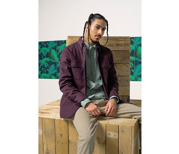 Марка Adidas Originals опубликовала осенний лукбук. Изображение № 3.