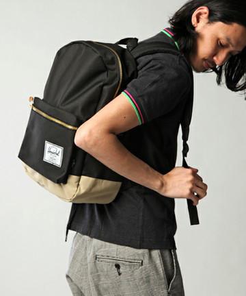 Марки Herschel и Beams выпустили совместную коллекцию рюкзаков. Изображение № 13.