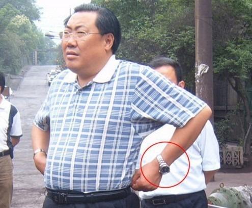 В Китае взятки дорогими часами достигли катастрофических масштабов. Изображение № 5.