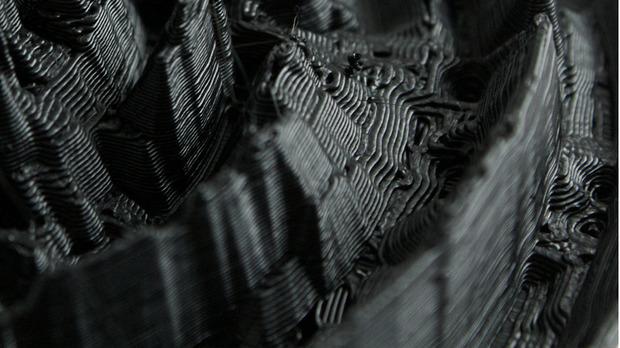Дизайнеры отпечатали 3D-макеты альбомов Portishead, Ника Дрейка и Einsturzende Neubauten. Изображение № 10.