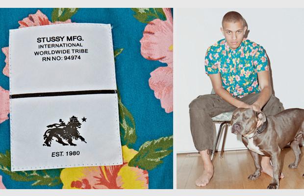 Марка Stussy выпустила летнюю коллекцию одежды. Изображение № 11.