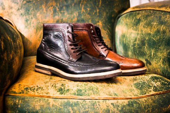 Новая коллекция обуви марки Hudson. Изображение № 2.