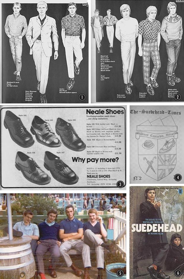 Забытые субкультуры: Сьюдхеды и их исключительно английский стиль. Изображение № 1.