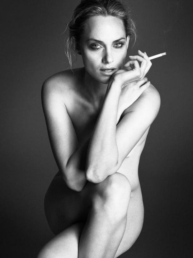 Аня Рубик, Наоми Кэмпбелл и другие известные модели разделись для Interview Magazine. Изображение № 7.