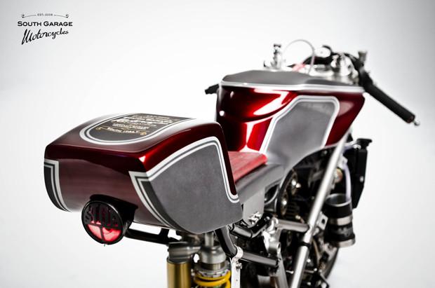 Каферейсер Ducati 749 мастерской South Garage. Изображение № 3.
