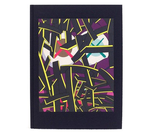 Бруклинский художник Kaws выпустил книгу Down Time. Изображение № 1.