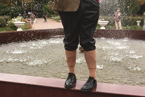 Детали: Репортаж с велозаезда Tweed Ride Moscow. Изображение № 16.