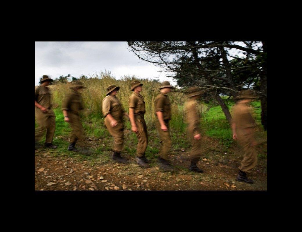 Как подростков ЮАР обучают межрасовой войне в националистических лагерях . Изображение № 6.